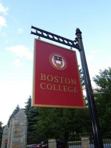 Case Study Boston College