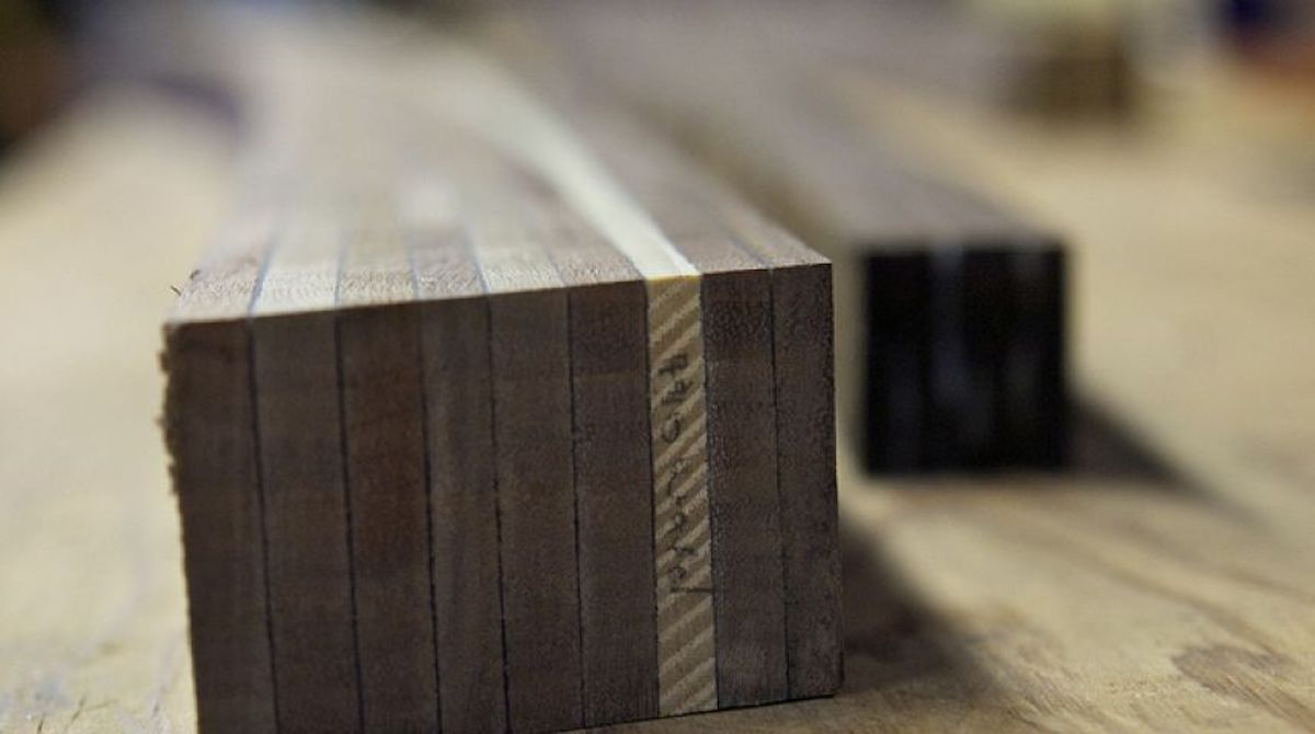 wood laminate is not sustainable