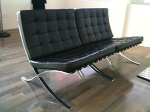 modern furniture design barcelona chair