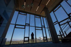 student lounge UC Irvine Mesa Court