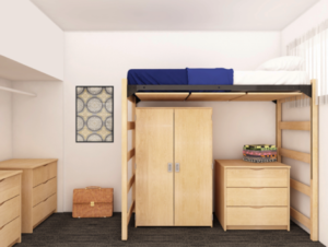 increasing occupancy with Cal Lutheran housing