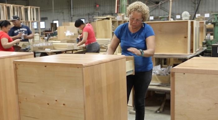 dci furniture builders