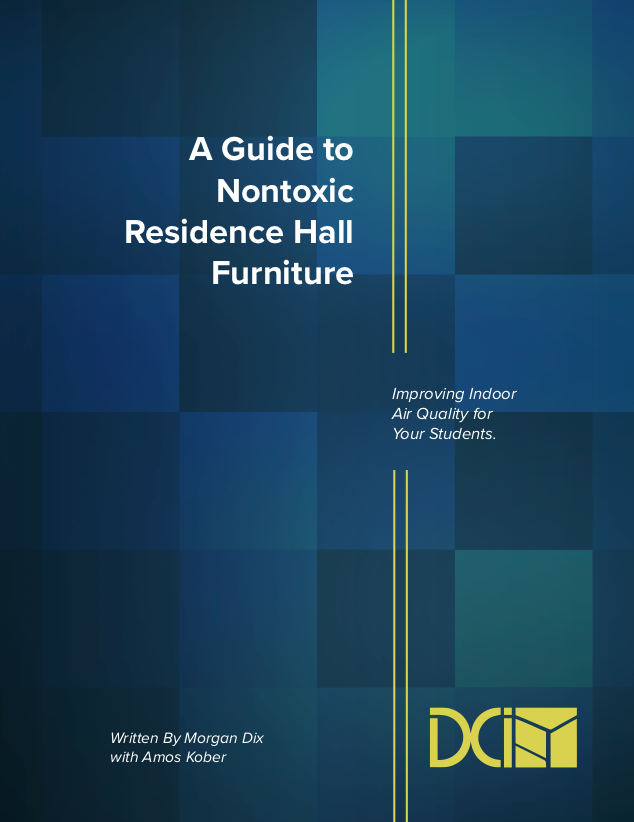 nontoxic residence hall furniture