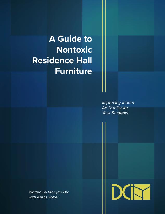 nontoxic residence hall furniture