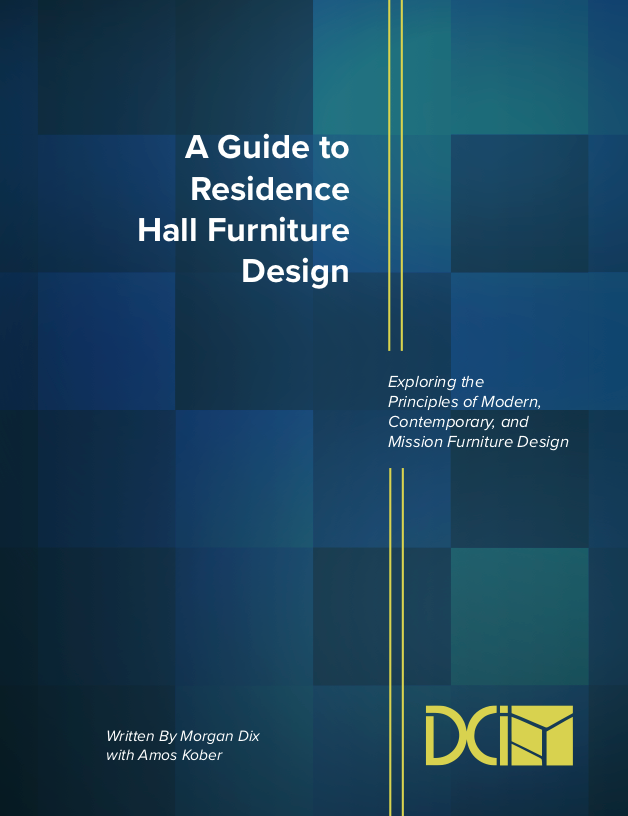 residence hall furniture design guide