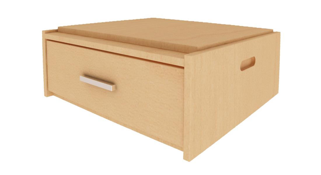 stackmaster 1 drawer