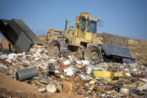 laminated wood doesn't decompose in the landfill
