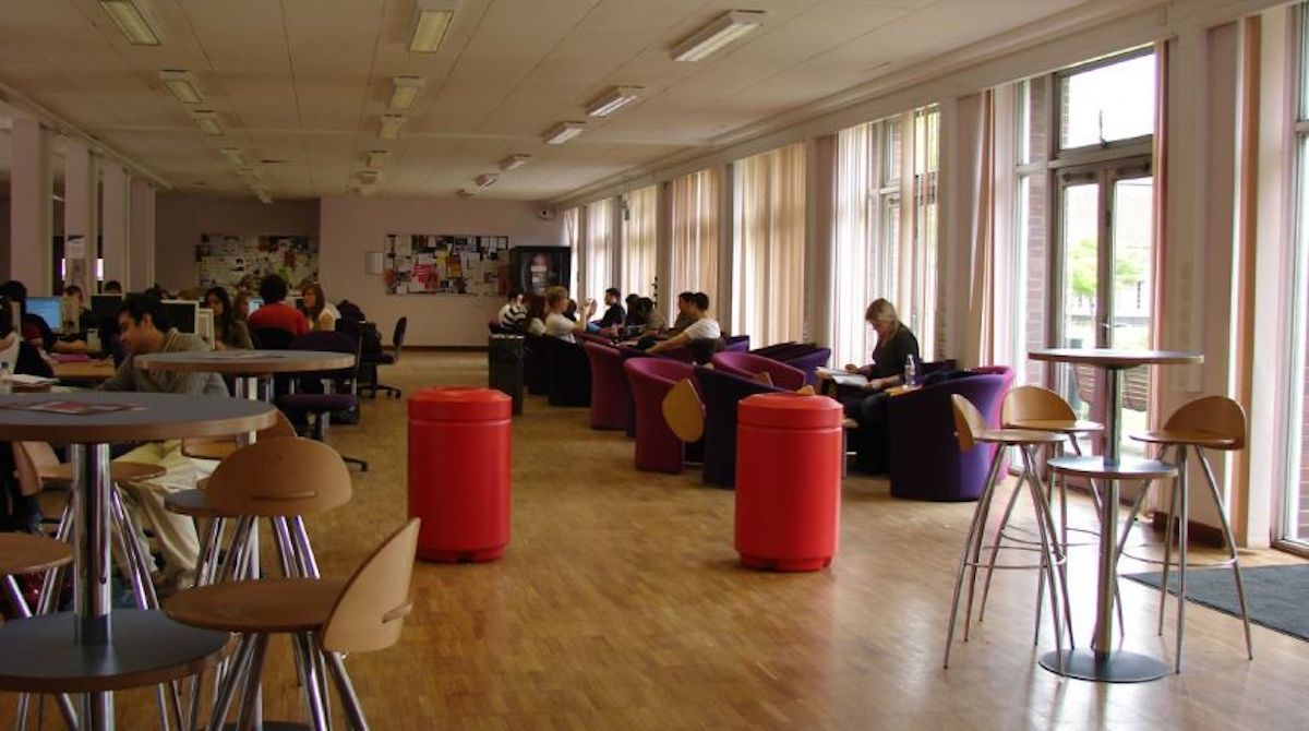 Informal Learning Spaces