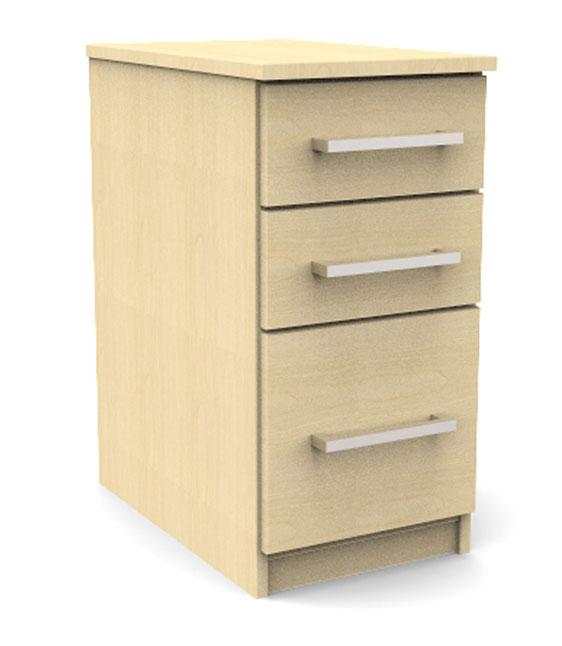 Graduate Pedestal 1 File 2 Box