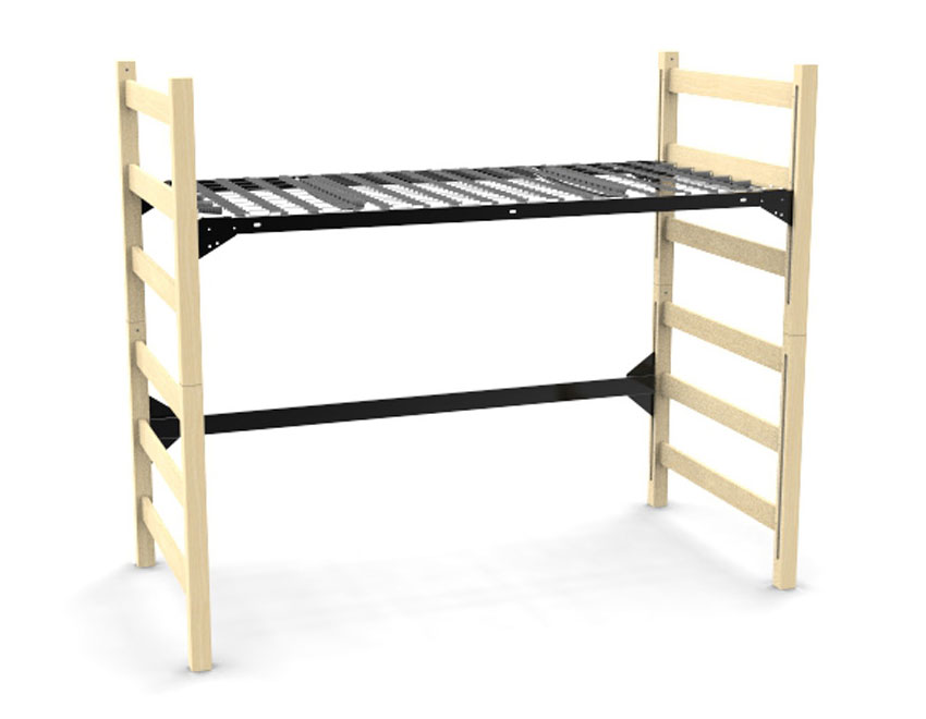 Quick Lock 3900 Loft Bed Metal Spring
