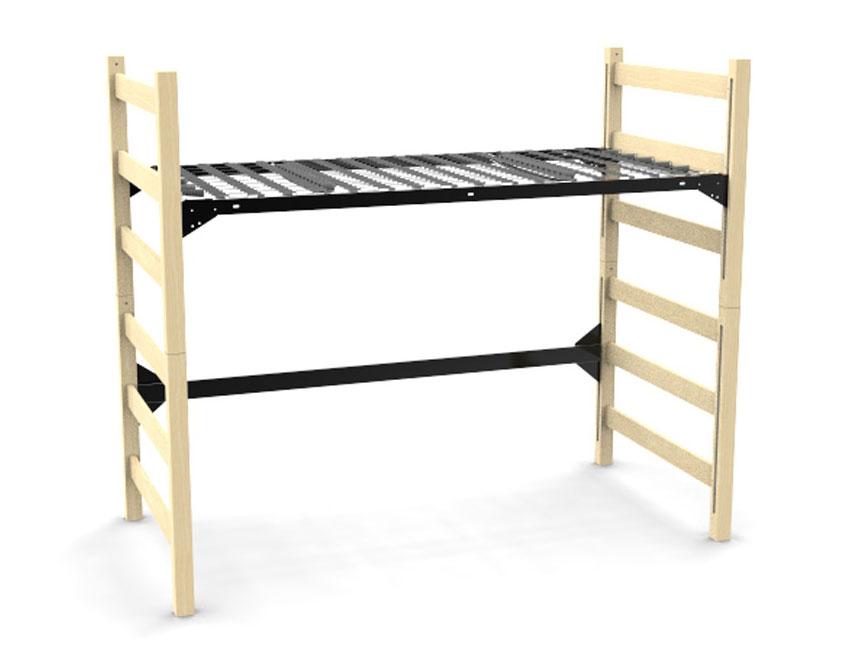 Quick Lock 3900 Loft Bed Metal Spring