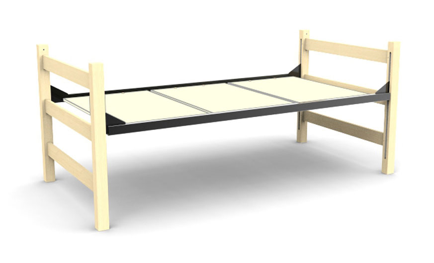 Quick Lock 3900 Bed Sealed Wood Decking