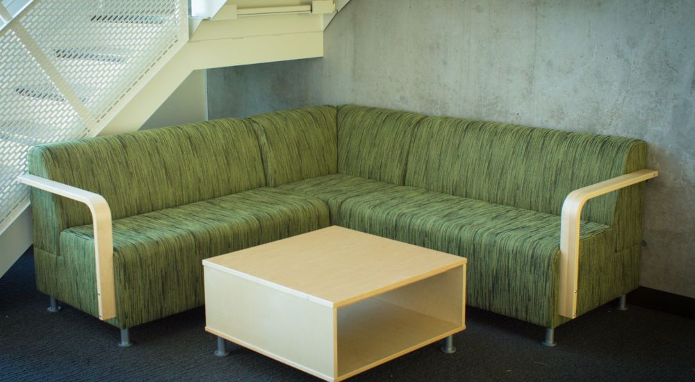 residence hall informal learning spaces
