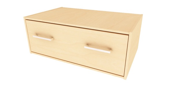 campus single drawer storage