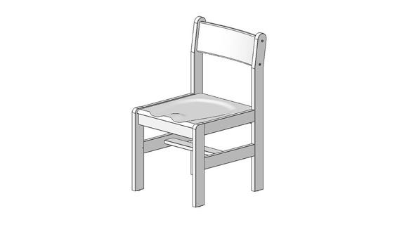 campus chair