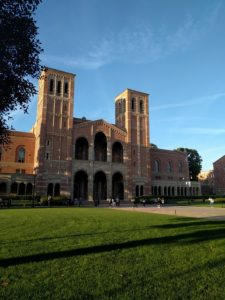 UCLA Founded in 1919