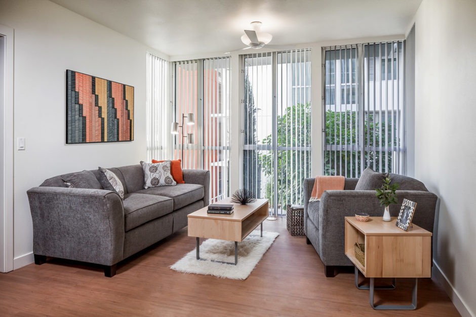 UCLA University Apartments | DCI Furniture