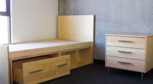 UC Berkeley's long lasting furniture