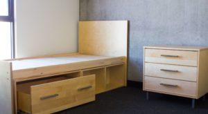 UC Berkeley's long lasting furniture