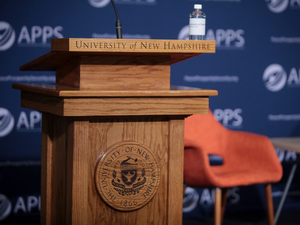 DCI furniture upcycling at University of New Hampshire