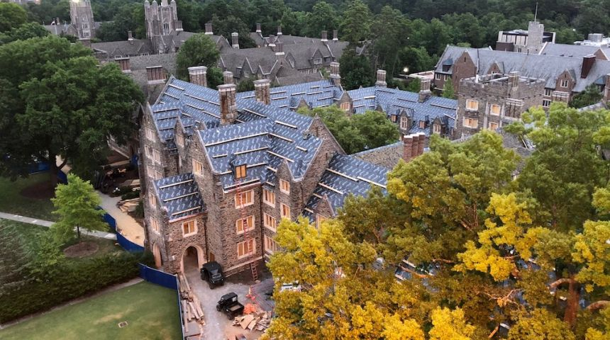 Duke Crowell Hall