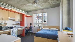 graduate apartment mesa nueva