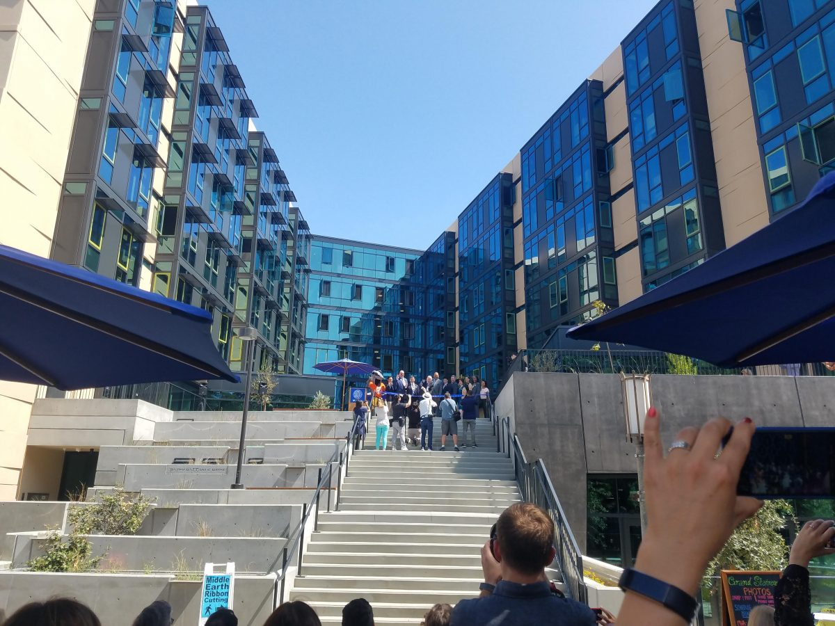 UC Irvine Middle Earth Residence Hall