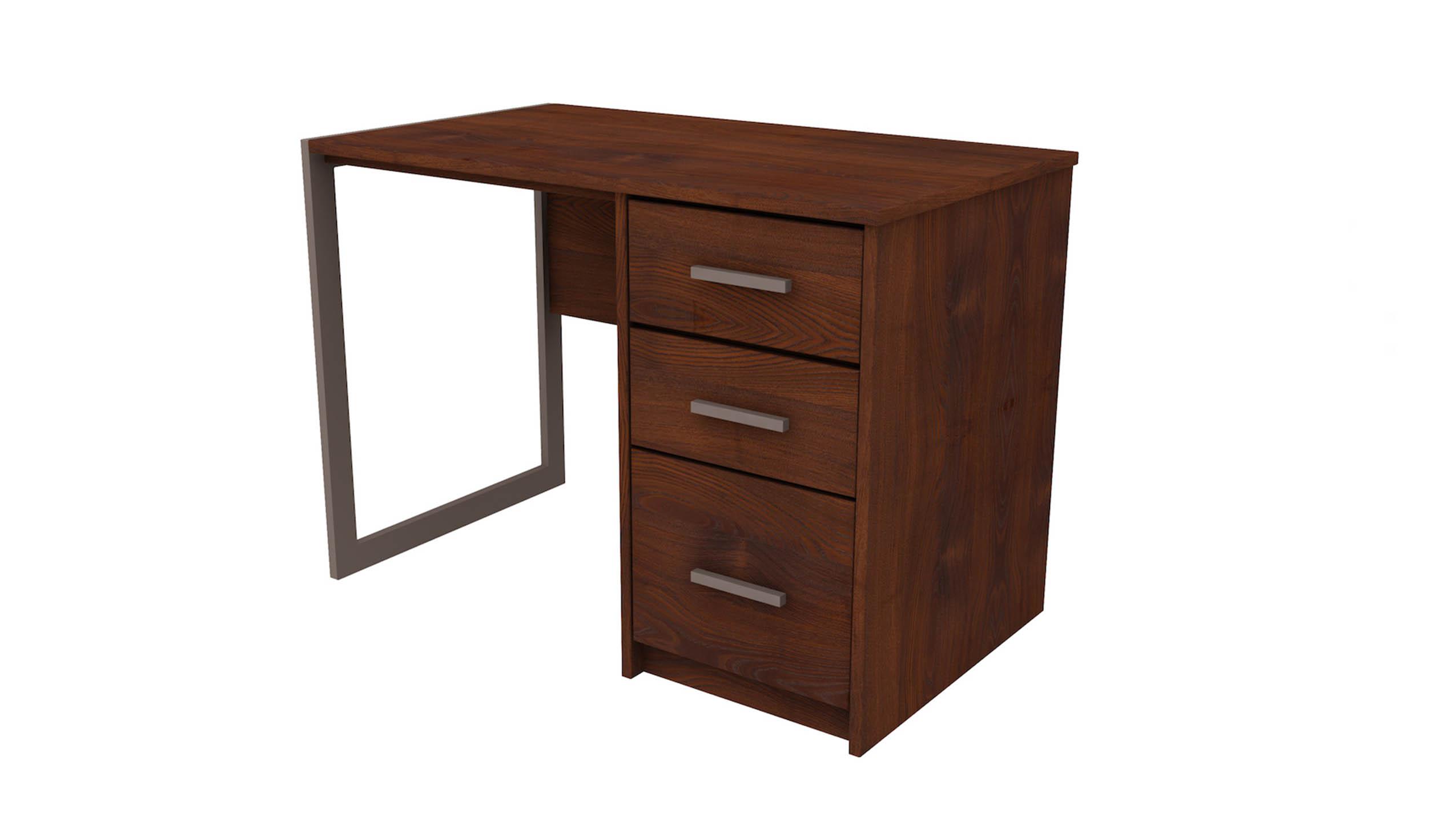 nexus pedestal desk