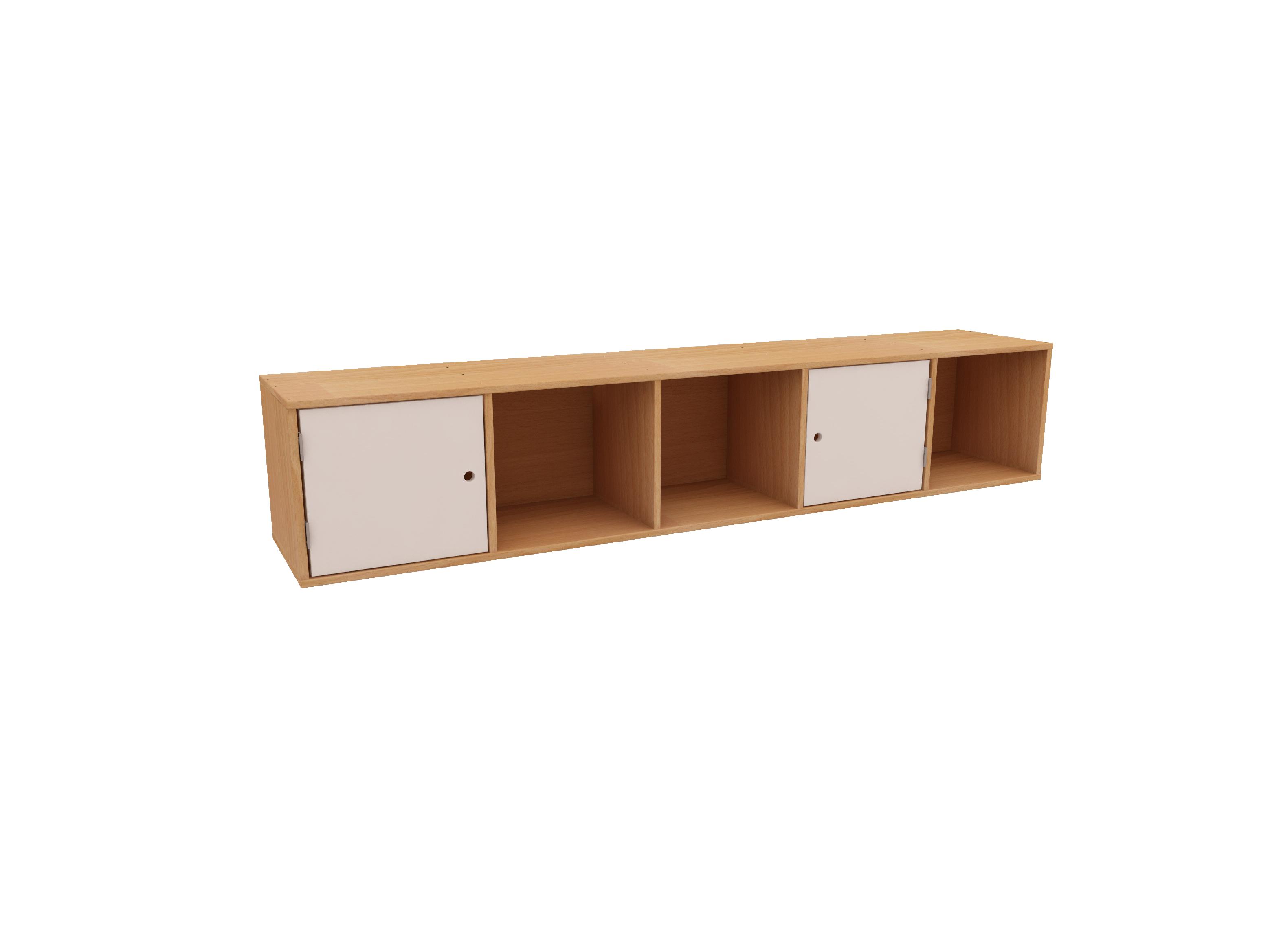 horizontal cubby