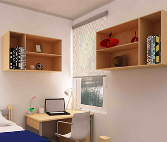 cubbies and wall mounted storage