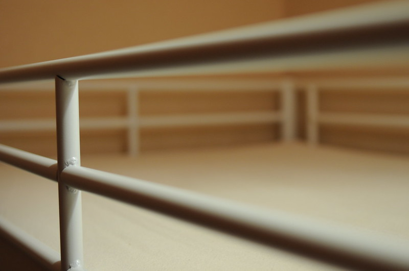 bed rails for lofted dorm bed