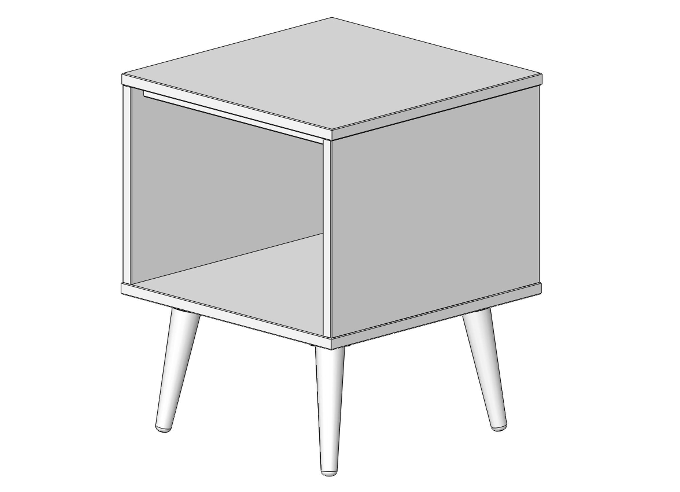 boulevard side table