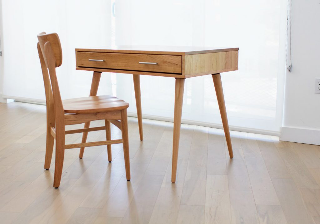 Boulevard Desk and Task Chair