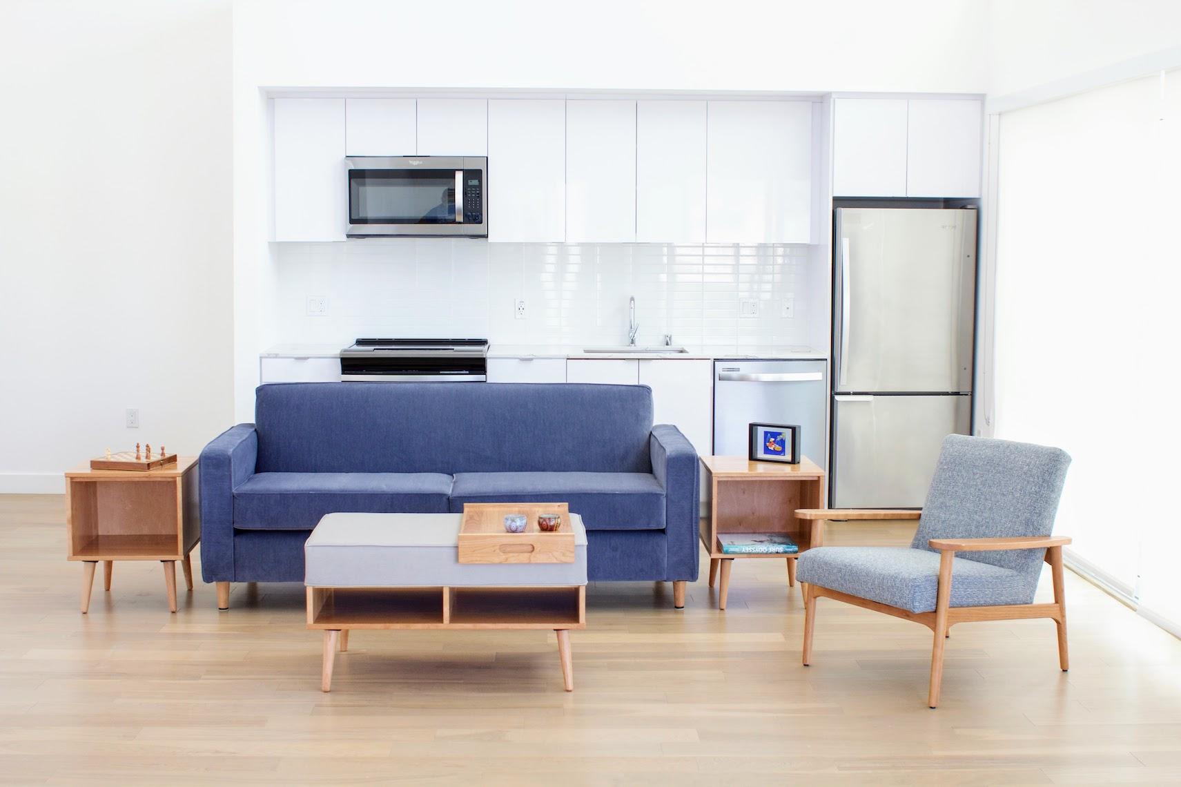Boulevard Living Room